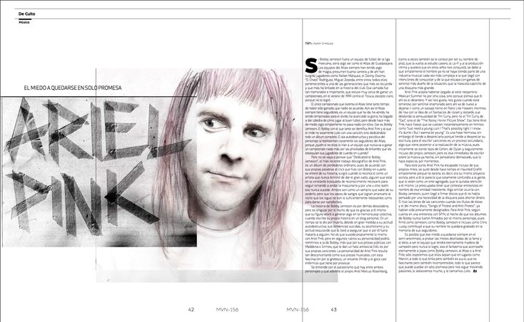 De Culto Música: Ariel Pink  #editorial #arielpink #lettering #calligraphy #handlettering #editorialdesign #illustration #brushpen #graphicdesign #experimentallettering