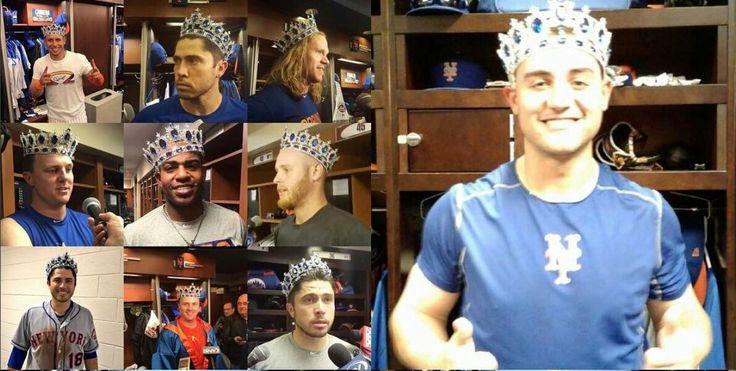 First 10 Mets Game Crown Winners: Travis d'Arnaud 3, Jay Bruce 2, Zach Wheeler 1, Noah Syndergaard 1, Michael Conforto 1, Yoenis Cespedes 1, Asdrubal Cabrerra 1