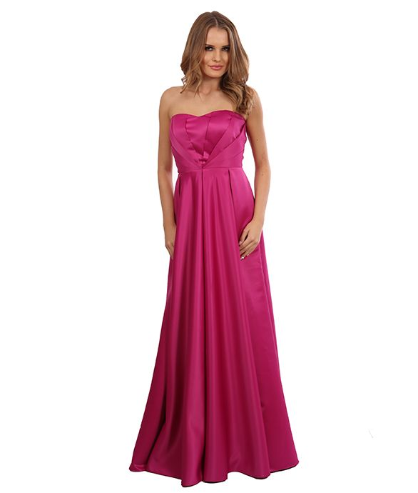 Beautiful long dress, perfect for summer http://talis.ro/pink-evening-dresses-for-this-summer-events/