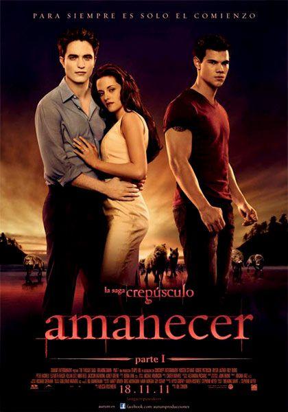 Crepúsculo: Amanecer – Parte 1 (2011)