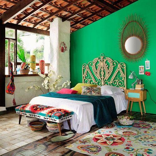Die besten 25+ Mexikanisches schlafzimmer Ideen auf Pinterest - schlafzimmer pflanzen