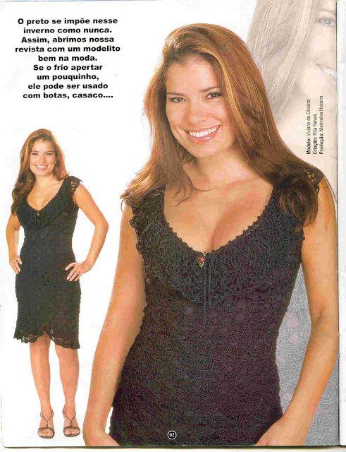 Elegante vestito di pizzo nero - A smart black dress