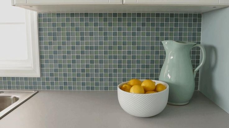 it 39 s easy to tile a backsplash yourself just follow these simple