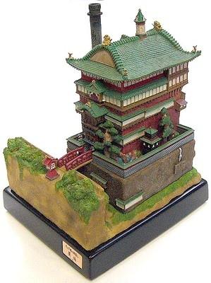 Spirited Away DIORAMA FIGURE Studio Ghibli Hayao Miyazaki Joh Hisaishi Japan: Studio Ghibli, Diorama Figure, Toy Art, Collecting Figures