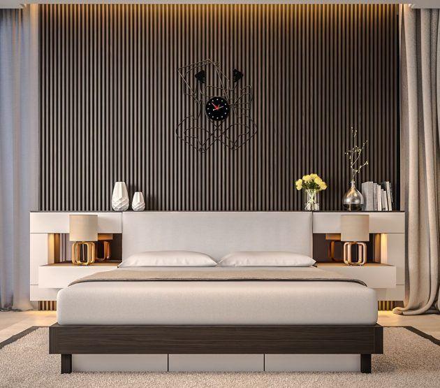 Extravagantné nápady na spálňu, ktoré musíte vidieť