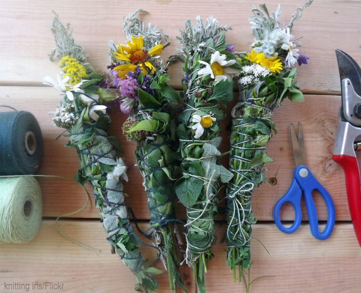 9 Herbs You Can Burn as Incense - Photo by knitting iris/Flickr (HobbyFarms.com)