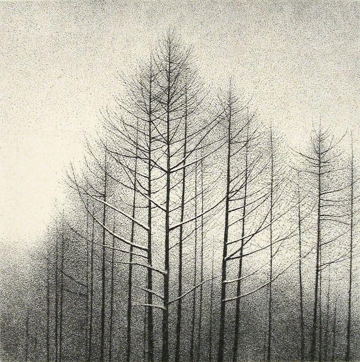 Shigeki Tomura : The Evening in Winter at Davidson Galleries