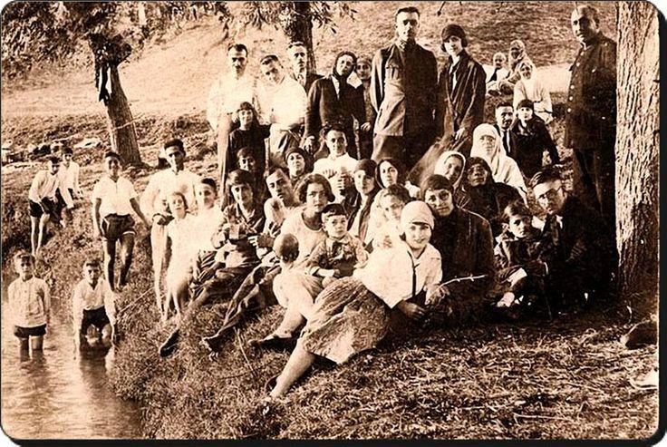 Kagithane hidrezllez piknigi 1926