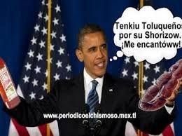 Resultado de imagen para memes de barack obama en toluca