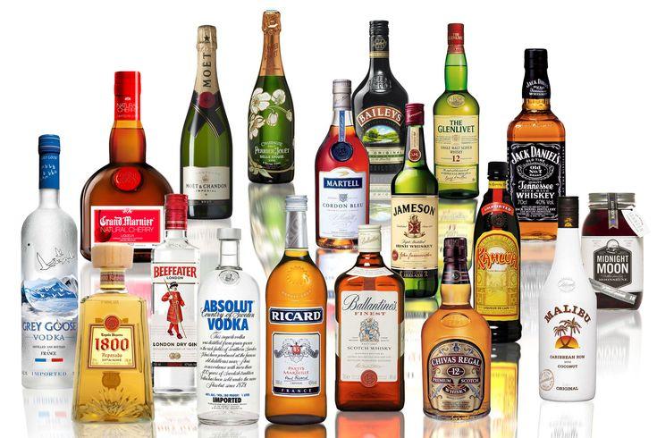 top shelf liquors brands - Google Search   Home Bar   Pinterest ...