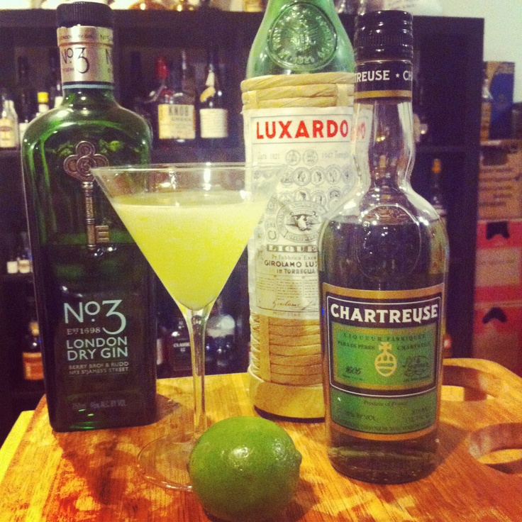 1000 images about drinks on pinterest coconut rum for Cocktail chartreuse