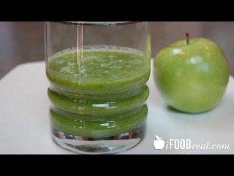 Magic Bullet Green Smoothie - 79 Calories