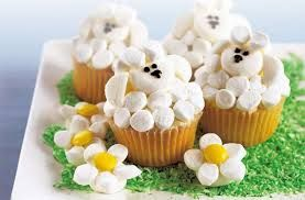Image result for cup cake animals