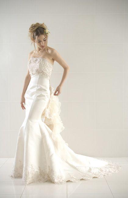 イズミヤ No.23-0001 | ウエディングドレス選びならBeauty Bride(ビューティーブライド)