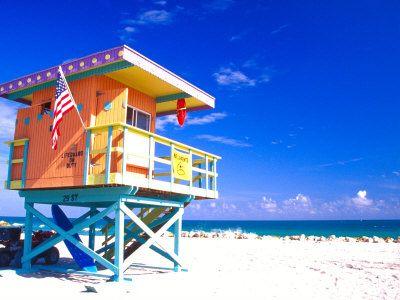 South Beach; Miami, FL