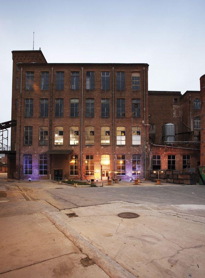 FABRA I COATS. Fàbriques de Creació | El web de la ciutat de Barcelona