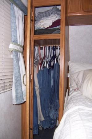 Best Decorating An Rv Ideas On Pinterest Camper Trailer - Closet ideas for tent camping