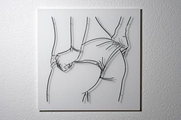 wireart: Aktuelle Drahtskulpturen und Drahtobjekte 2011 - Kunst aus Draht