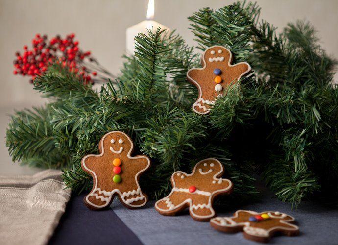 Gingerbread men cookies para #Mycook http://www.mycook.es/cocina/receta/gingerbread-men-cookies