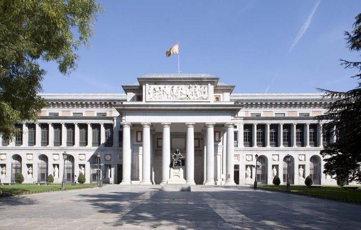 プラド美術館 in首都マドリード