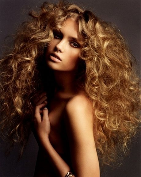 Magnificent 1000 Ideas About Big Curly Hairstyles On Pinterest Big Curls Short Hairstyles For Black Women Fulllsitofus