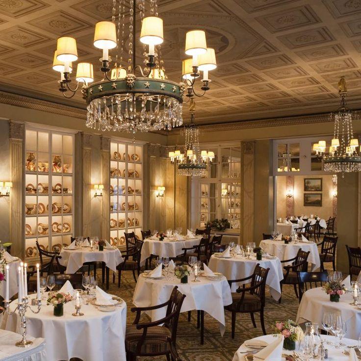Top 5 romantische Restaurants: Große Liebe