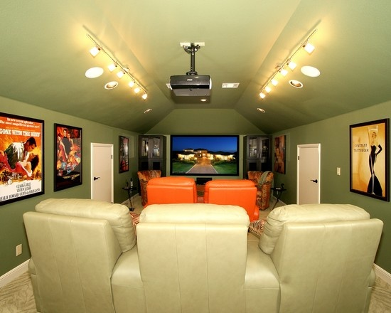 Home Movie Theater Decor Ideas