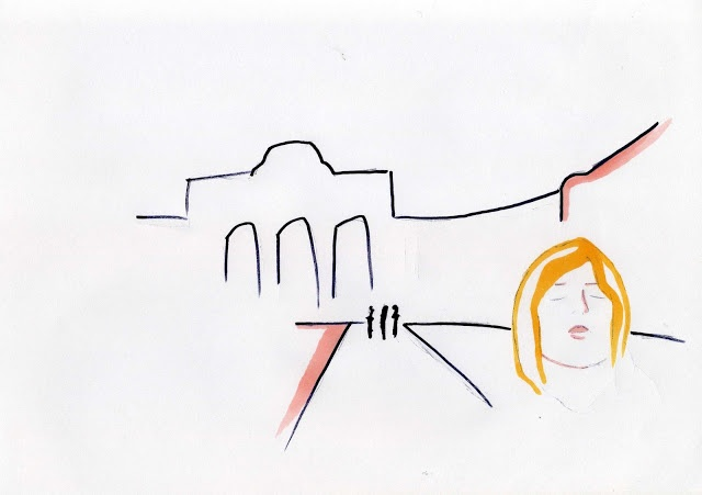 #illustration #bruxelles http://dettapini.blogspot.it/2012/06/i-me-mine.html