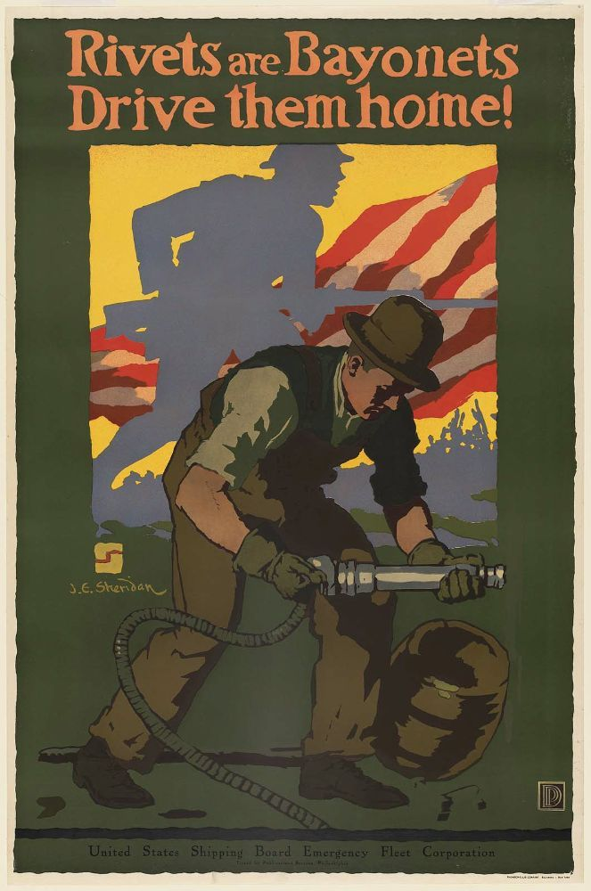 a discussion on propaganda and the united states As america's first wartime propaganda agency, the cpi utilized all major media  outlets of the day coupled with a sophisticated targeted.