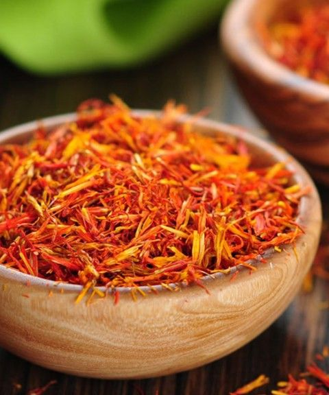 """The saffron is also known as Crocus Sativus or kumkuma is called as """"Varnya gana""""in the world of ayurvedic. Learn more about saffron benefits."""