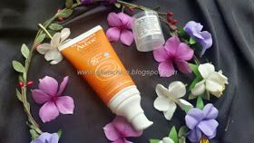 Avene Very High Protection Emulsion SPF 50+ : Review, Price & Swatch