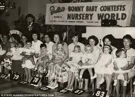 Butlin's Bonny Baby Contest