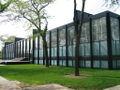 Crown Hall, Instituto de Tecnología de Illinois.