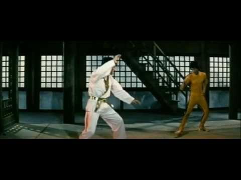 Ji Han Jae (Hapkido Master) in Bruce Lee's Game of Death