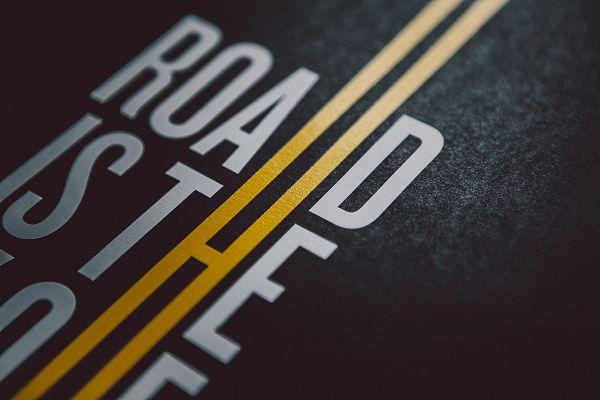 Isadore - Poster Road is the way of life #isadoreapparel #roadisthewayoflife #cyclingmemories