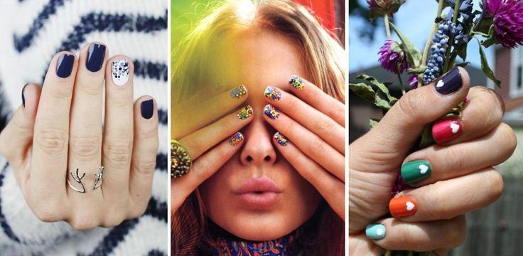 Smalto unghie corte: i colori più adatti