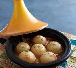 玉ねぎの丸ごとスープ