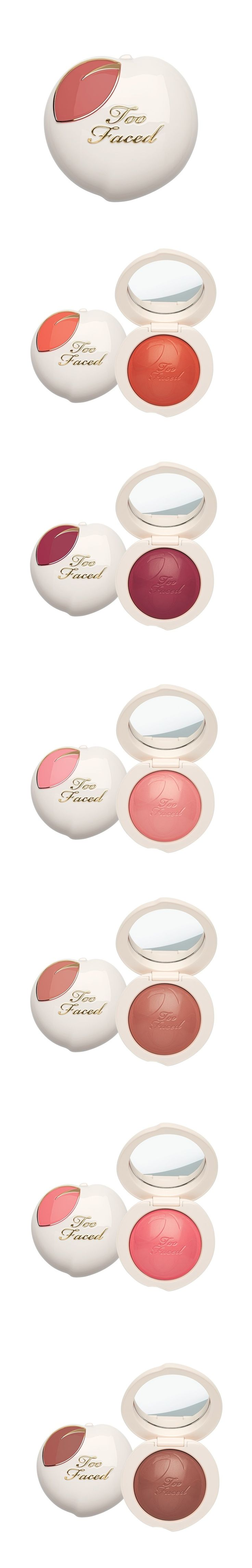 Too Faced Peach My Cheeks Blush