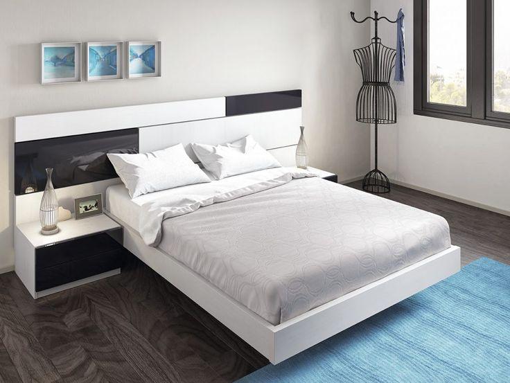 Dormitorio moderno (168 – D33) - Muebles CASANOVA