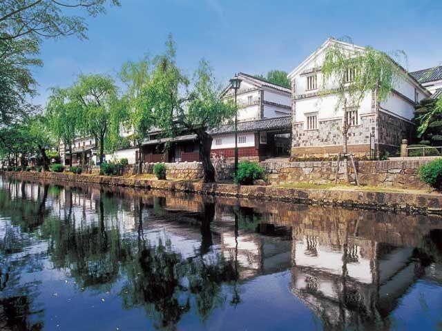 白壁の町として有名な倉敷は、江戸時代は商人の町でした。 美観...|CAFY [カフィ]
