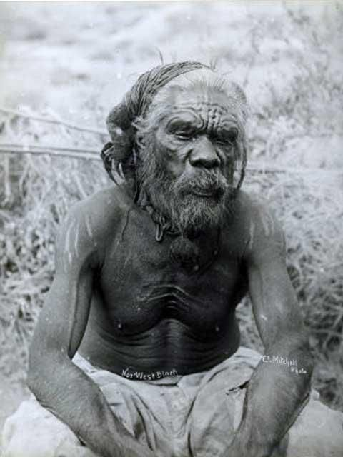 Old Photos of Australian Aborigines