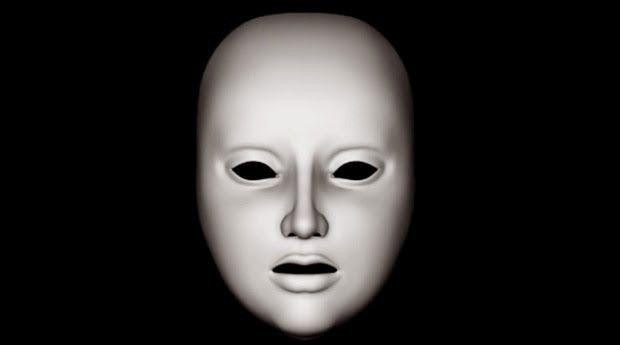 Prueba de Esquizofrenia: La máscara Hollow   Es usted esquizofrénico? ~ Nueva Mentes