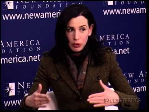 Did you miss the New America Foundation's conversation with author Emily Parker on March 4th? Watch video.