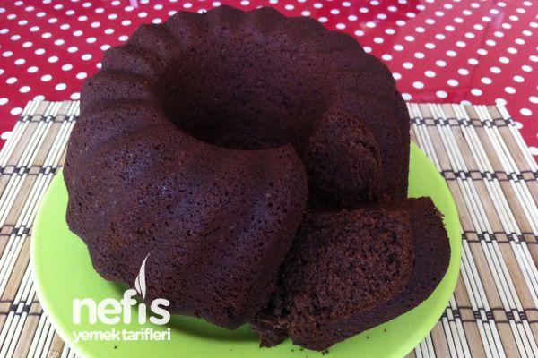 Çikolatalı Kek. nefis oldu
