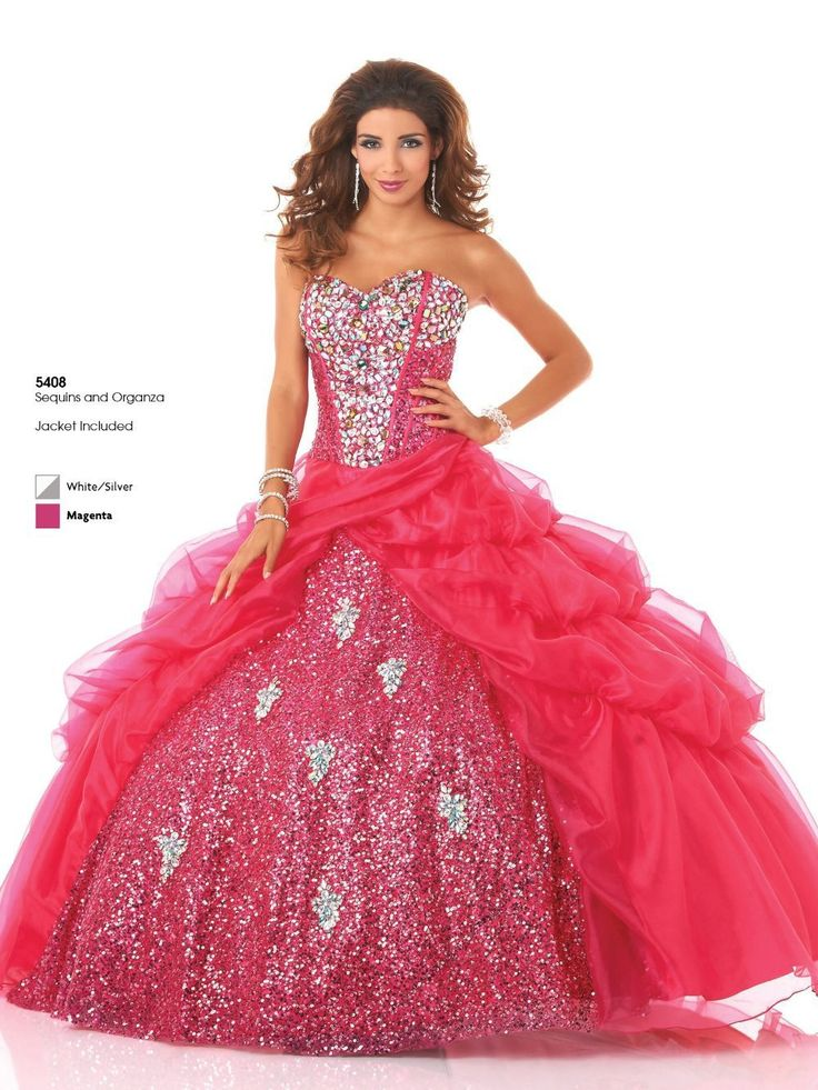 7 best Quinceanera Dresses images on Pinterest | Quinceanera dresses ...