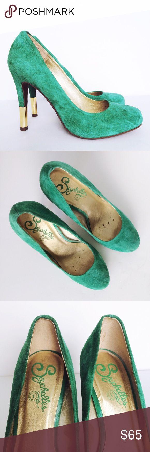 I just added this listing on Poshmark: Seychelles green suede pumps. #shopmycloset #poshmark #fashion #shopping #style #forsale #Seychelles #Shoes