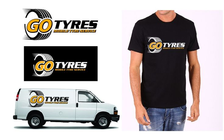 Create a Mobile Tyre Company logo by Muchsin41