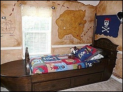 Decorating Theme Bedrooms   Maries Manor: Pirate Bedrooms   Pirate Themed  Furniture   Nautical Theme