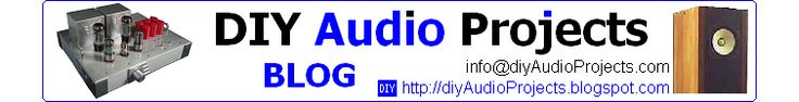 DIY Audio Projects - Hi-Fi Blog for DIY Audiophiles