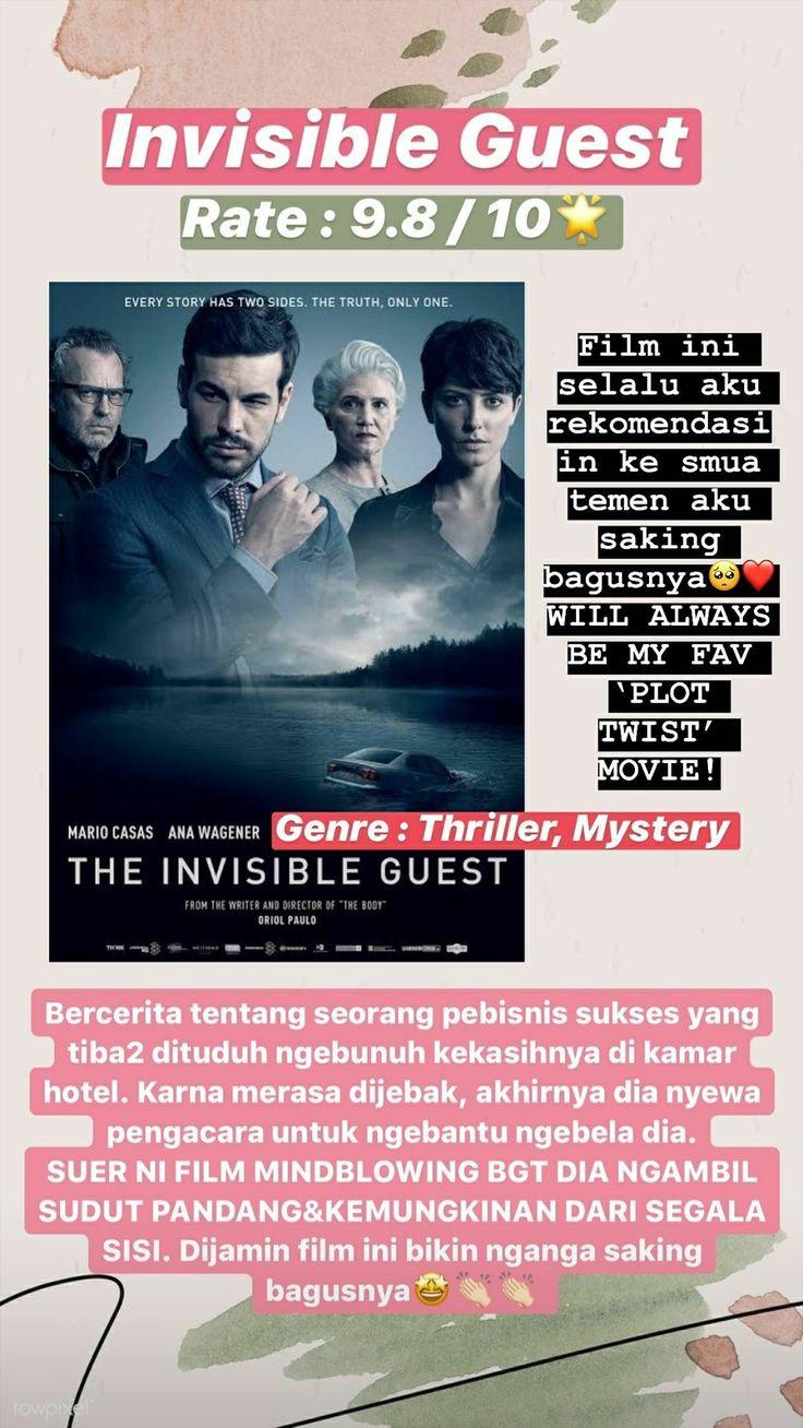 Invisible Guest Film Rekomendasi di 2020 Film bagus